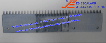 C6550035 Comb plate