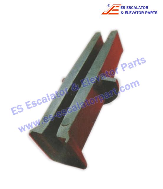 Thyssen Shoe Guide Rail 125x10 For 14mm