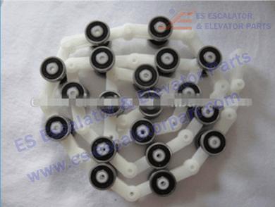 Schindler 409585 Step Chain
