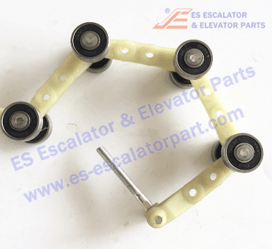 Roller And Wheel NEW 50645230