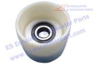 Escalator Parts Roller And Wheel 1709042900