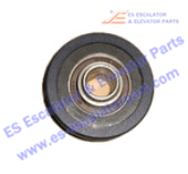 OTIS Escalator Parts Roller And Wheel NEW 6005RSR