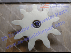 Roller And Wheel NEW GAA207K1