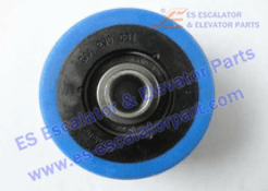 Roller And Wheel NEW GAA290CB1