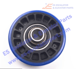 OTIS Escalator Parts GAA290CF1 Roller And Wheel