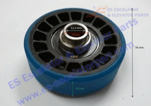 Roller And Wheel NEW GO290CF1