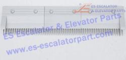 Escalator Parts Comb Plate 22502291A