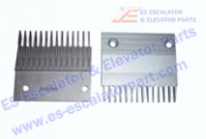 Escalator 22501792 Comb Plate