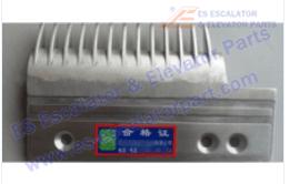 Escalator Parts Comb Plate 655003002
