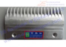 Escalator Parts Comb Plate 655003004