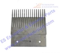 Escalator Parts Comb Plate 21502023A