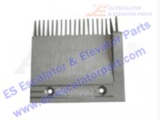 Escalator Parts Comb Plate 21502025A