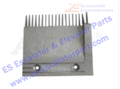 Escalator Parts Comb Plate 21502025A