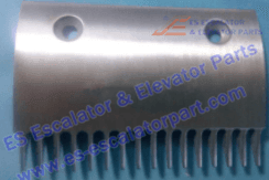 LG/SIGMA Escalator Parts Comb Plate NEW 2L08779