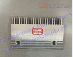 Escalator Parts Comb Plate 5130668D10