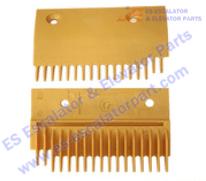 LG/SIGMA Escalator DSA2000168E Comb Plate