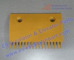 LG/SIGMA Escalator DSA2000169-M Comb Plate