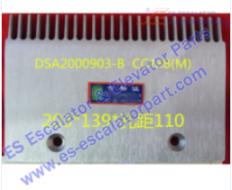 Comb Plate DSA2000903B