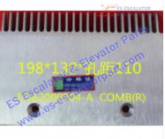 Escalator DSA2000904A Comb Plate
