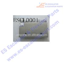 LG/SIGMA Escalator DSA2000905A Comb Plate