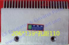 Comb Plate DSA2000905B