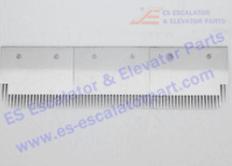 Escalator DSA2001558B Comb Plate