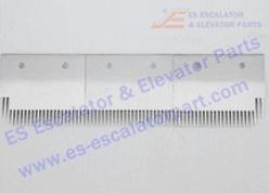 LG/SIGMA Escalator DSA2001558F Comb Plate