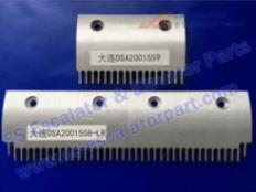 Escalator DSA2001558-L Comb Plate