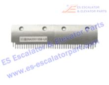 Escalator DSA2001558-LL Comb Plate