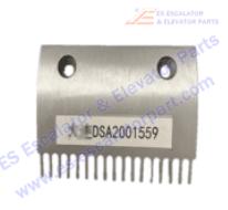 Escalator DSA2001559 Comb Plate