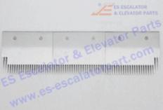 Escalator DSA2001559B Comb Plate