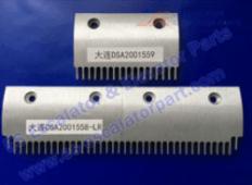 Escalator DSA2001559-M Comb Plate