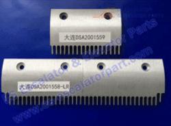 LG/SIGMA Escalator DSA2001559-M Comb Plate