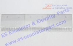 LG/SIGMA Escalator DSA3004060 Comb Plate