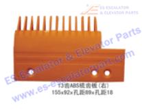 Comb Plate NEW S755002RH