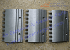 Escalator XAA453BJ Comb Plate