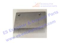 Escalator XAA453J5 Comb Plate