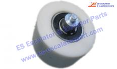 <b>1709154100 Escalator Handrail Pulley</b>