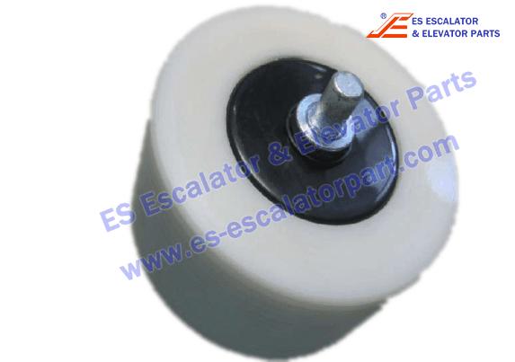 Thyssenkrupp rollers 1709736500 6305RSx2