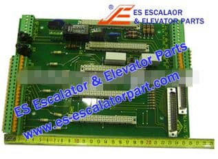 KONE Escalator Part DEE1752256 Switch and Board