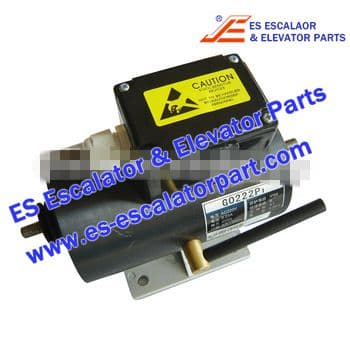 OTIS Escalator Part GO222P1 Switch and Board Brake Solenoid