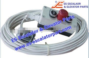 Escalator Part KZ-720A Switch and Board