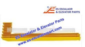 Fujitec Escalator Part 0129CAA001 Step Demarcation NEW