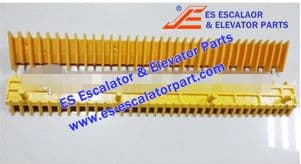 Escalator Part 2L09006-MM Step Demarcation NEW