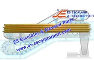 Escalator Part 37011193B00 Step Demarcation NEW