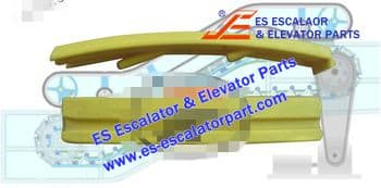 Escalator Part 3704416 L1 Step Demarcation NEW
