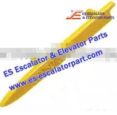 Escalator Part 898744 Step Demarcation NEW