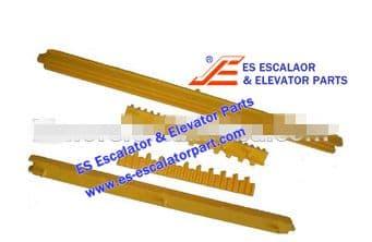 Escalator Part A011012N Step Demarcation NEW