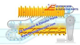 Escalator Part BTDM4001 Step Demarcation NEW