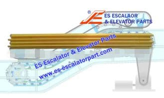 Escalator Part CNDM0001 Step Demarcation NEW
